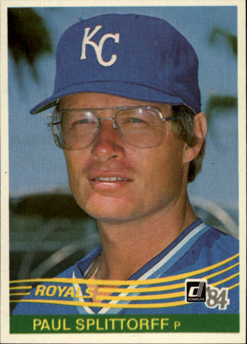 Photo of 1984 Donruss #521 Paul Splittorff