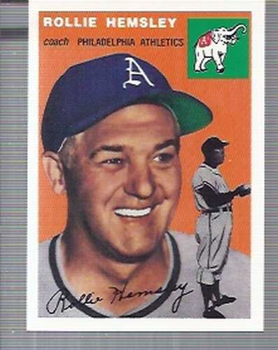 Photo of 1994 Topps Archives '54 #143 Rollie Hemsley CO