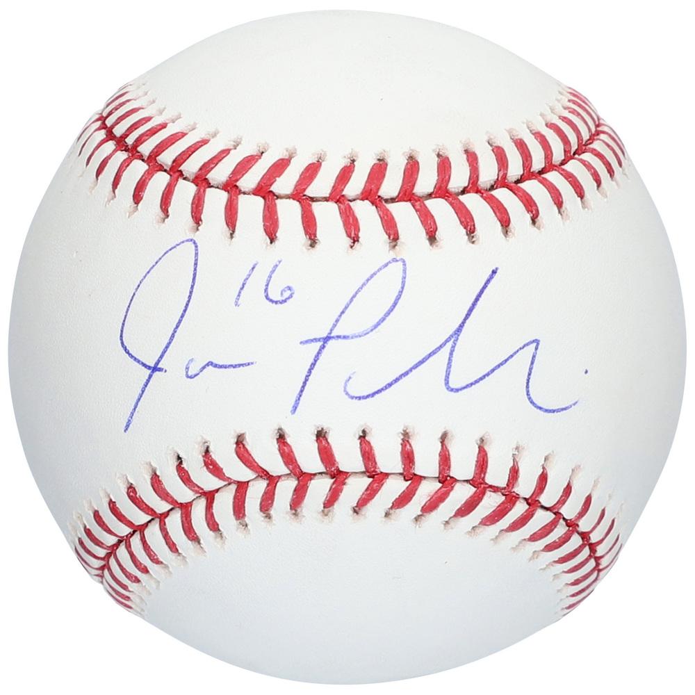 Joe Pavelski Dallas Stars Autographed Baseball - NHL Auctions Exclusive