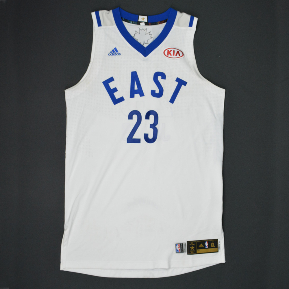 online store 1f1e4 222cc LeBron James - 2016 NBA All-Star Game - Eastern Conference ...