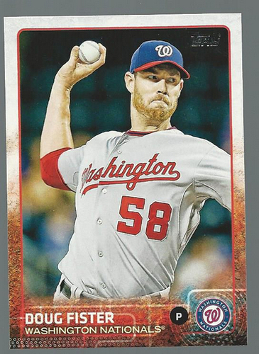 Photo of 2015 Topps #109 Doug Fister