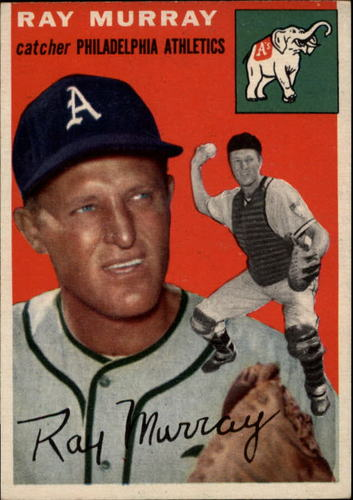 Photo of 1954 Topps #49 Ray Murray