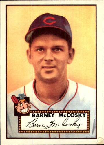 Photo of 1983 Topps 1952 Reprint #300 Barney McCosky