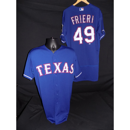 Photo of Ernesto Frieri Team-Issued Blue Jersey - Size 48