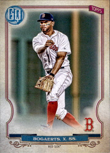 Photo of 2020 Topps Gypsy Queen #96 Xander Bogaerts