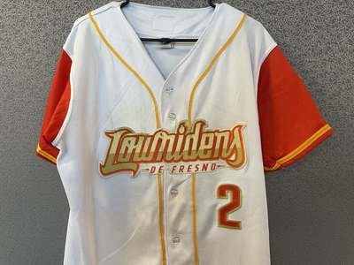 Isaac Collins Lowriders jersey