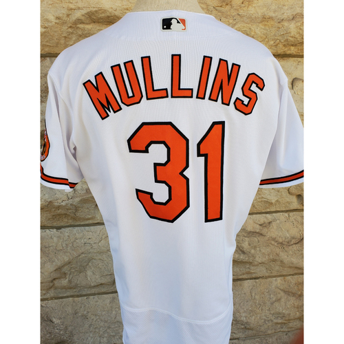 Photo of Cedric Mullins: Jersey - Game Used (2 HRs)
