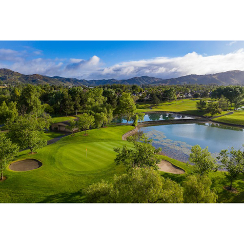 Photo of Foursome to Play Golf at Twin Oaks Golf Course