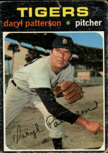 Photo of 1971 Topps #481 Daryl Patterson