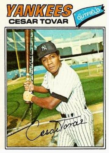 Photo of 1977 Topps #408 Cesar Tovar
