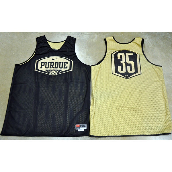 Photo of Nike Men's Basketball Official Practice Jersey // Single Line // No. 35