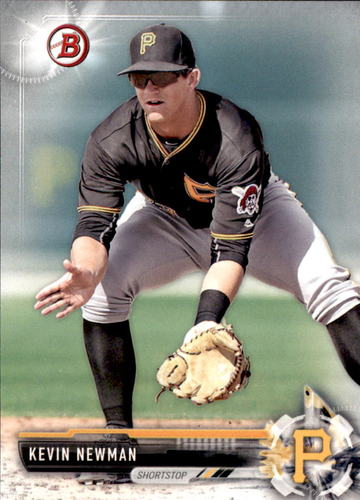 Photo of 2017 Bowman Prospects #BP70 Kevin Newman