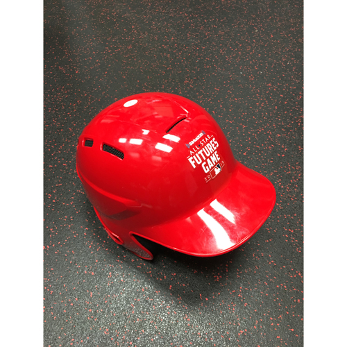 Photo of 2018 MLB Futures Game - Yunsiel Diaz Team World Game-Used Helmet