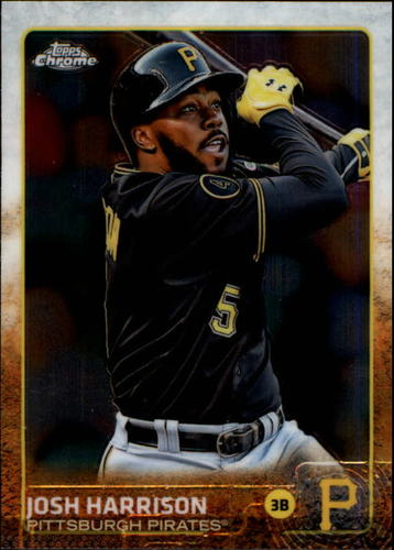 Photo of 2015 Topps Chrome #140 Josh Harrison