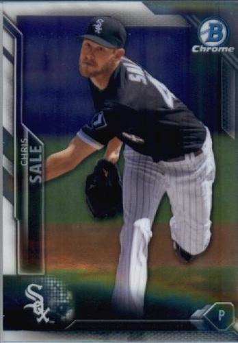 Photo of 2016 Bowman Chrome #53 Chris Sale