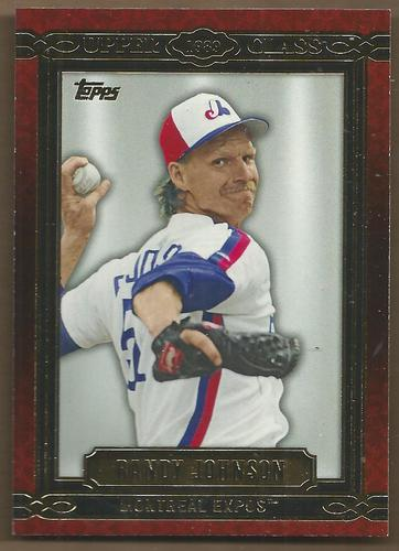 Photo of 2014 Topps Upper Class #UC33 Randy Johnson
