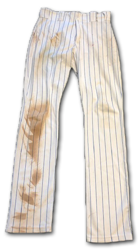 Photo of Willson Contreras Team-Issued Pants -- Size 36-43-38 -- 2019 Season