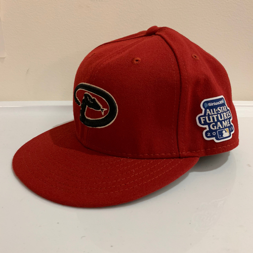 Photo of 2012 All Star Futures Game -  Game Used Cap  - Alfredo Marte (Arizona Diamondbacks) Size - 7 -1/2