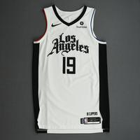 Rodney McGruder - Los Angeles Clippers - Game-Worn City Edition Jersey - 2019-20 Season
