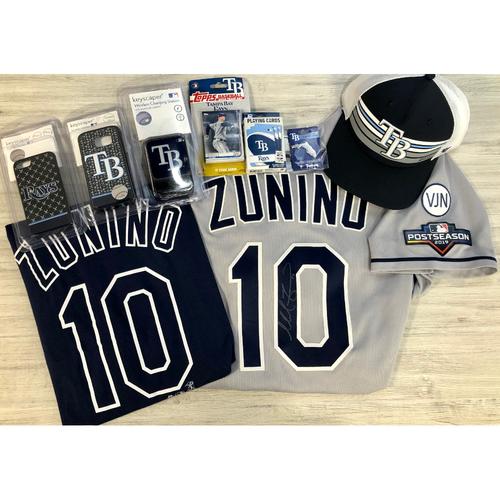Rays Baseball Foundation Player Package: Mike Zunino