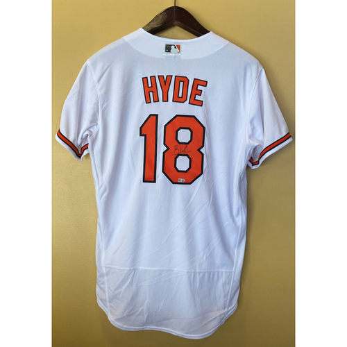 Photo of Brandon Hyde: Jersey (Autographed)