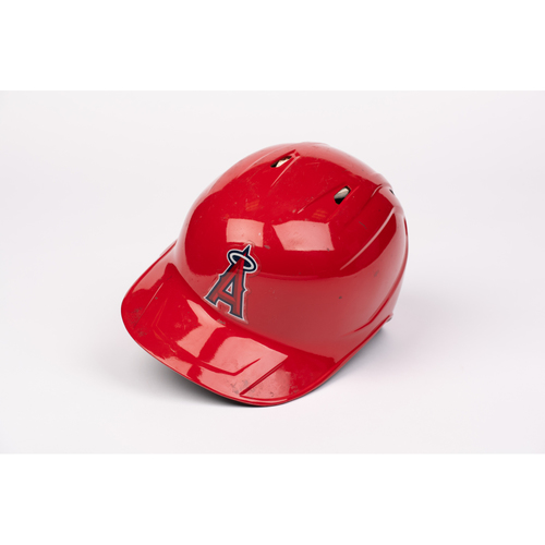 Photo of Shohei Ohtani 2020 Team Issued Helmet