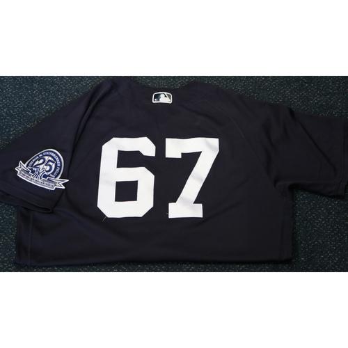 2020 Team-Issued Spring Training Jersey - Matt Blake - #67 - Size 46