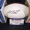 NFL - Ravens Miles Boykin Signed Panel Ball