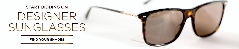 sunglasses auctions
