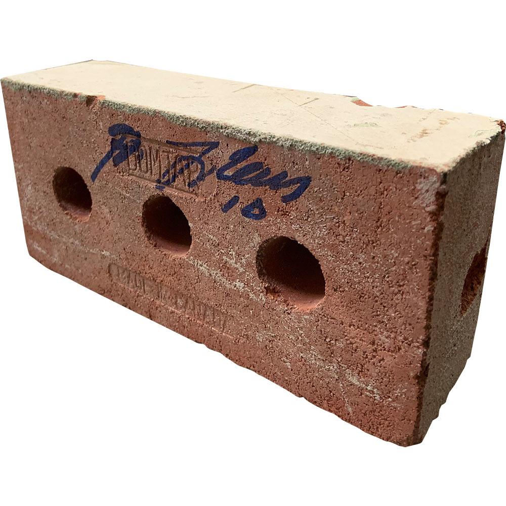 Guy Lafleur Autographed Original Forum Brick