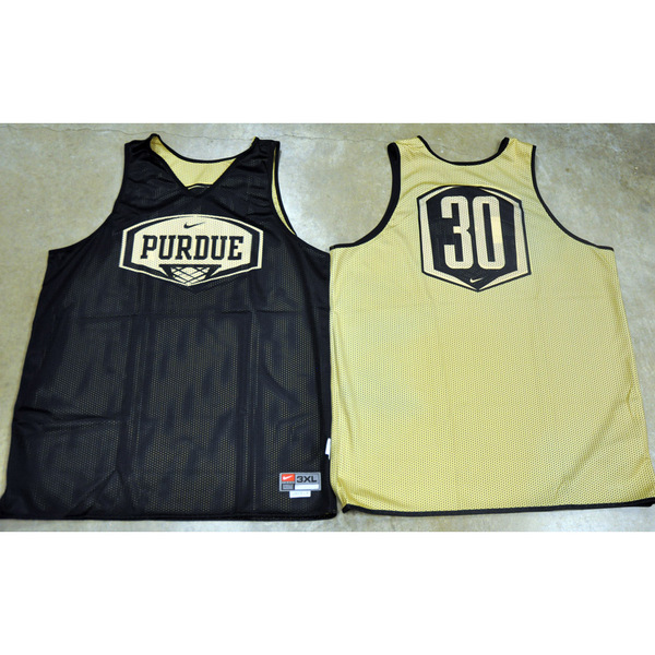 Photo of Nike Men's Basketball Official Practice Jersey // Single Line // No. 30