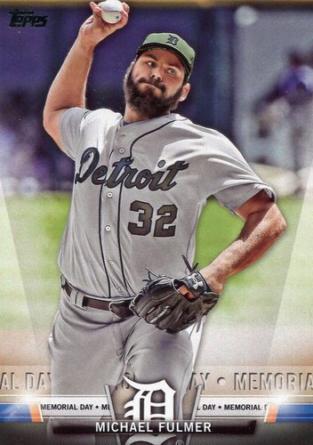 Photo of 2018 Topps Salute #TS51 Michael Fulmer