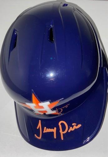 Ryan Zimmerman Autographed Nationals Batting Helmet