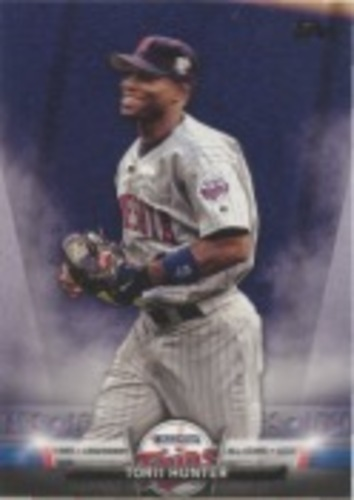 Photo of 2018 Topps Update Salute #S9 Torii Hunter