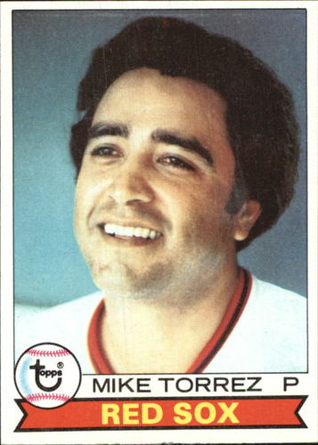 Photo of 1979 Topps #185 Mike Torrez