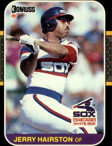 Photo of 1987 Donruss #285 Jerry Hairston