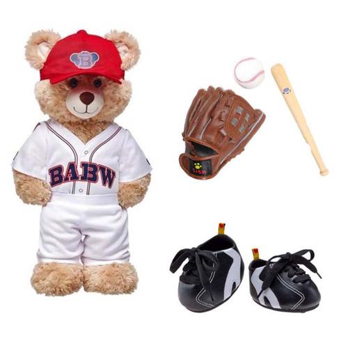 Photo of UMPS CARE AUCTION: Build-A-Bear Baseball Bear