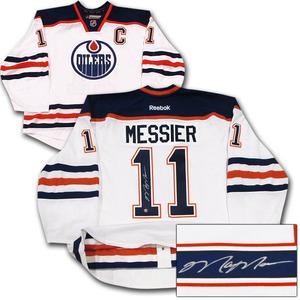 Mark Messier Autographed Edmonton Oilers Authentic Pro JerseyMark Messier Autographed  Edmonton Oilers Authentic Pro Jersey fd10f4548