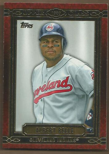 Photo of 2014 Topps Upper Class #UC36 Albert Belle