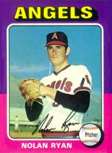 Photo of 1975 Topps #500 Nolan Ryan