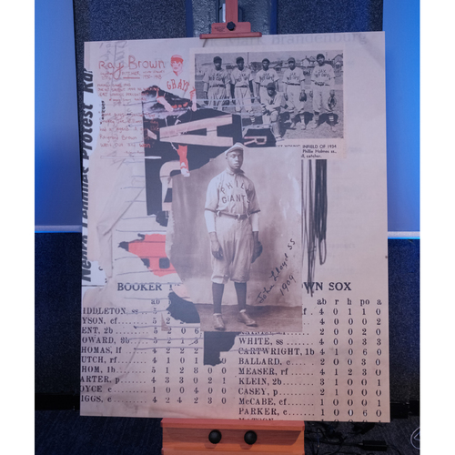 Photo of Negro Leagues - Philadelphia Giants Collage