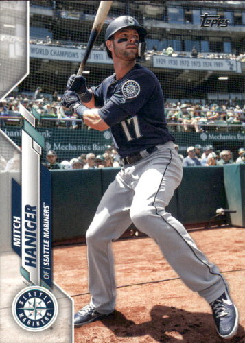 Photo of 2020 Topps #45 Mitch Haniger