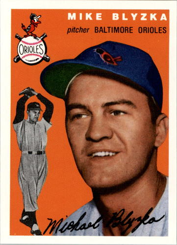Photo of 1994 Topps Archives '54 #152 Mike Blyzka