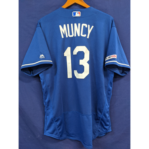 Photo of Max Muncy Team Issued 2019 Batting Practice Jersey