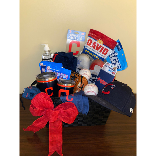 Photo of Dominic Leone Favorite Things Basket