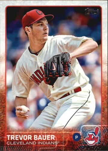 Photo of 2015 Topps #111 Trevor Bauer