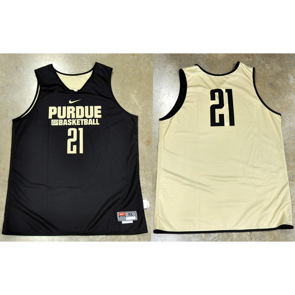Photo of Nike Men's Basketball Official Practice Jersey // Simple // No. 21