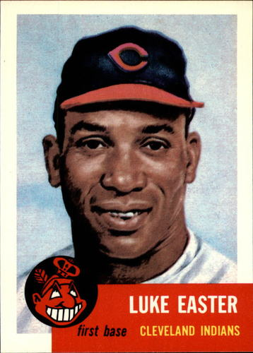 Photo of 1991 Topps Archives 1953 #2 Luke Easter