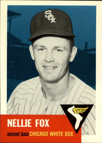 Photo of 1991 Topps Archives 1953 #331 Nellie Fox