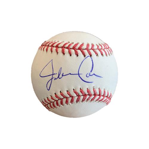 Photo of Minnesota Twins Autographed Baseball - Jake Cave
